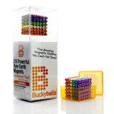 Paquete de acrílico Bola de imán de varios colores pueden elegir