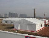 Tente extérieure de luxe de noce de tente d'événement de dessus de toit enduit de PVC