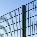 Cerca galvanizada alambre doble del acoplamiento de alambre de acero de China 868