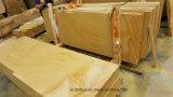Australian Jaune/Gold/beige/crème/Bois Blanc veine de dalles de grès perfectionné/Mushroom/Bushhammered pour mur/gaine optique/extérieur