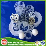 Esfera oca poliédrica plástica para a embalagem do equipamento do tratamento da água