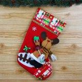 Le cadeau de décorations d'usager de constructeurs de Noël met en sac le jouet
