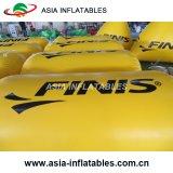 熱い販売の広告する水Triathlonsのための膨脹可能な水泳のブイ