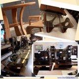 Imprensa de dobra da madeira compensada de alta freqüência para a mesa de centro