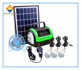 Sistema portatile di energia solare del fornitore 500W della fabbrica per la casa