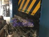 Überschüssiger Schrott, der Ausschnitt-Maschine für Schwermetalle aufbereitet