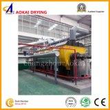 Le polyester de fonctionnement continu découpe la machine en tranches de dessiccateur de palette