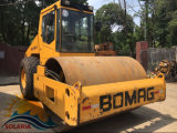 Originale Germania di Bomag di seconda mano/usato Bw214 del rullo compressore di Bomag del rullo compressore (BW214 BW218) di costruzione del macchinario