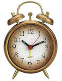 Reloj Despertador campana de metal de Reversión (9408R)