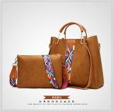 Bw-2027 dama moda al por mayor bolsos de cuero bolsa de cosméticos de Mujer Tote-Bag