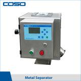Tablette de chute libre du séparateur du détecteur de métal