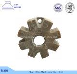 Pièces automatiques de défibreur de manganèse élevé pour le foret de marteau et le protecteur de Pin