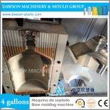 15L 4 Gallonen der Voll-Selbstzeilen-Strangpresßling-Blasformen-Maschine