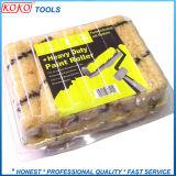 4 Cor Diversos Polyesters tecido acrílico pequeno rolete (07850)