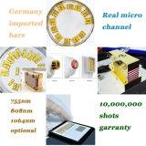 Micro- Kanaal 808nm 755nm 1064nm de Verwijdering van het Haar van de Laser van de Diode