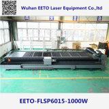 1000W ökonomische Sheet&Pipe Faser-Laser-Ausschnitt-Maschine