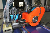 Máquina hidráulica automática de alta velocidad de Bendng del tubo/del tubo del metal del CNC de Dw89cncx2a-2s