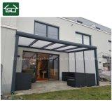 Het sterke Geprefabriceerde Aluminium Carport van het Huis van het Polycarbonaat van de Dekking van de Tuin