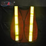 Скооперируйте с курткой безопасности высокой интенсивности компаний тавра отражательной красной