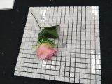 Preço baixo Carrara quadrado branco Mosaico Mosaico para Piscinas
