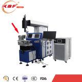 200W三軸の自動YAGの点精密なCNCのレーザ溶接機械