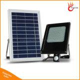 Holofote Solar de silício policristalino para o exterior do farol de LED Solar