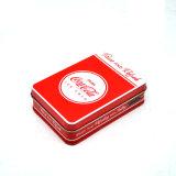 부지깽이와 유명한 카드 포장을%s 코카콜라 디자인 주석