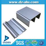 Profilo di alluminio per il portello della finestra con il rivestimento Bronze anodizzato della polvere