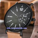 Montres-bracelet faites sur commande de mode de montre de quartz de montres pour les couples (WY-G17011A)