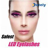 LEDの目は瞼のつけまつげの拡張を打つ