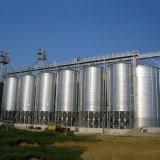 Самое новое стальное силосохранилище 2017 с силосохранилищем зерна мозоли и пшеницы конкурентоспособной цены