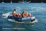 Mini barco inflável de Liya 2.0m-6.5m com motor externo
