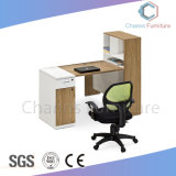 Novas e modernas de madeira estratificada computador do escritório de turismo com o Pedestal (CAS-CD1851)