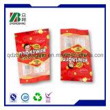 Commerce de gros emballages alimentaires en plastique marron sachet de sucre en Chine