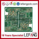 中間通信電子のための4L Enig PCB回路
