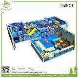 Equipo de interior del patio de la guardería comercial profesional de China