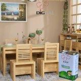 Finition en bois de la peinture de bois ISO9001