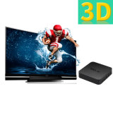 Mxq-4K Android Market 6.0 Google Internet TV Caixa com S905X Quad Core 64bit 1 GB 8 GB de 2,4Ghz Suporte WiFi HD 4K