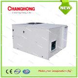 Condicionamento de ar empacotado comercial do telhado do refrigerador de ar do inversor da C.C.