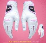 Женщин Lambskin Wear-Resistant Non-Slip гольф перчатки