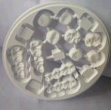 выгравированные гравировальным станком ярлыки пластмассы 3D
