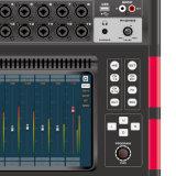 48V幻影の電源の専門の可聴周波ミキサー