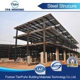 Мастерской рамки здания Tpa структура стальной стальная