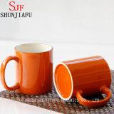 창조적인 주문화 홈 세라믹 다중 색깔 차잔 커피잔
