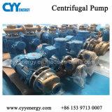 Pompa centrifuga criogenica dell'argon dell'azoto dell'ossigeno liquido di alta qualità