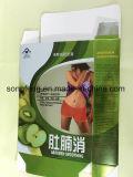 Травяное брюшко потери веса выдержки приглаживая Slimming капсулы