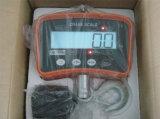 Escala Pocket eletrônica 500kgs do indicador do LCD