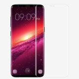 Новейшие модели 4D большого размера в полной мере изогнутые 5D закаленное стекло защитный экран для Samsung Galaxy S9 S9 плюс