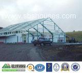 Almacén de almacenaje prefabricado de materiales de la estructura de acero