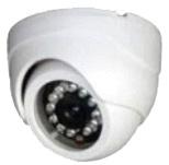 """1/3 do """" de câmera do CCTV da abóbada CMOS 720p 1200tvl HD Ahd"""